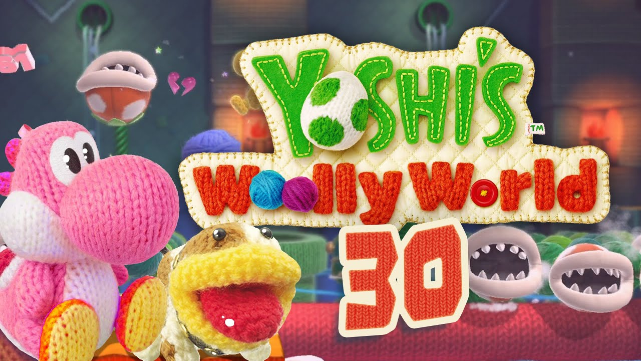 #30 | Yoshi'S Woolly World ★ In Den Gulli! - destiné Gulli Good