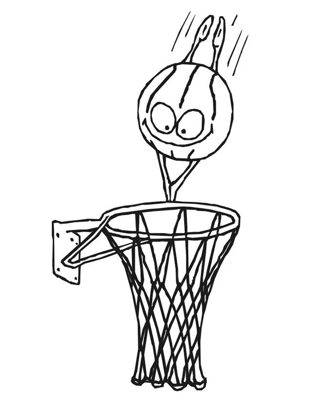 31 Dessins De Coloriage Basketball À Imprimer destiné 25 Coloriage De Basketball A Imprimer Gratuit