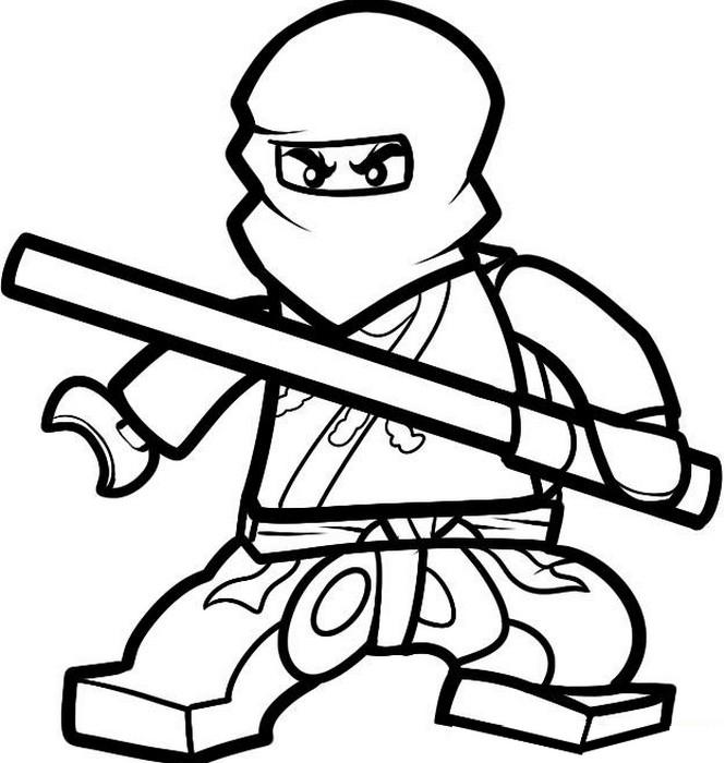 37 Dessins De Coloriage Ninjago À Imprimer destiné Coloriage Ninjago Lloyd A Imprimer