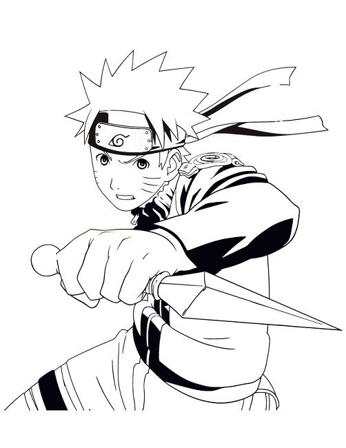 38 Best Coloring Naurto Images On Pinterest | Coloring pour Naruto Shippuden Coloring Pages