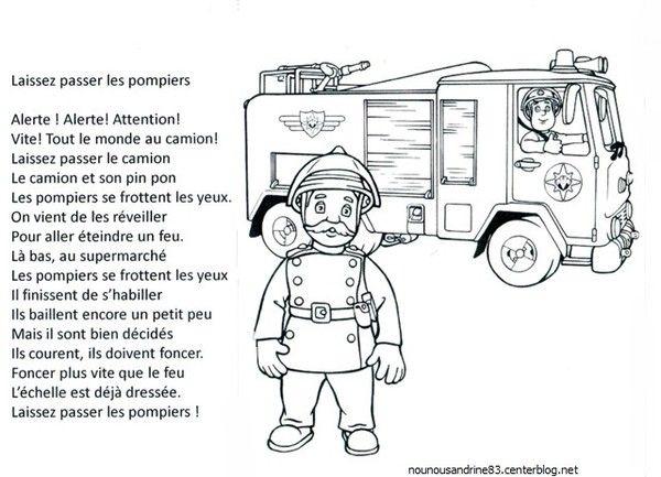400+ Best Comptines , Poemes Images By Mirna Ramy On concernant Paroles Au Feu Les Pompiers