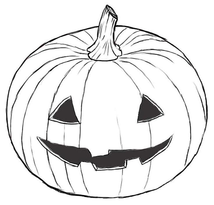 50 Best Dessin Coloriage Images On Pinterest | Adult pour Modele Dessin Halloween