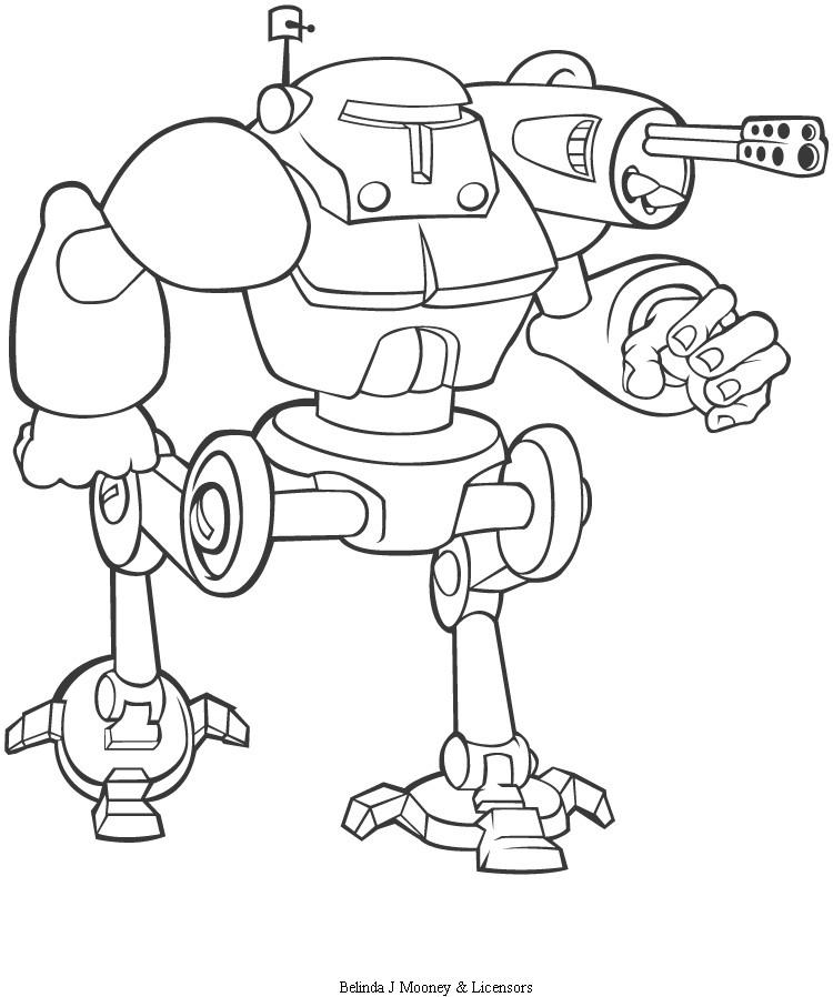 50 Dessins De Coloriage Tobot À Imprimer avec Dessin Robot À Imprimer