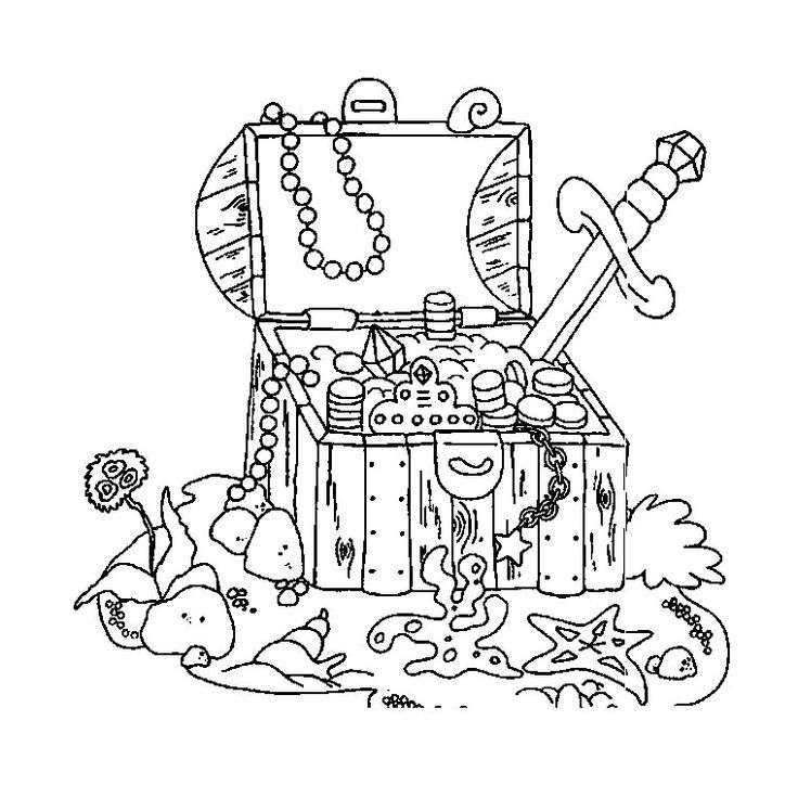 53 Best Images Pirates Images On Pinterest | Pirates, Book serapportantà Coloriage Pirate