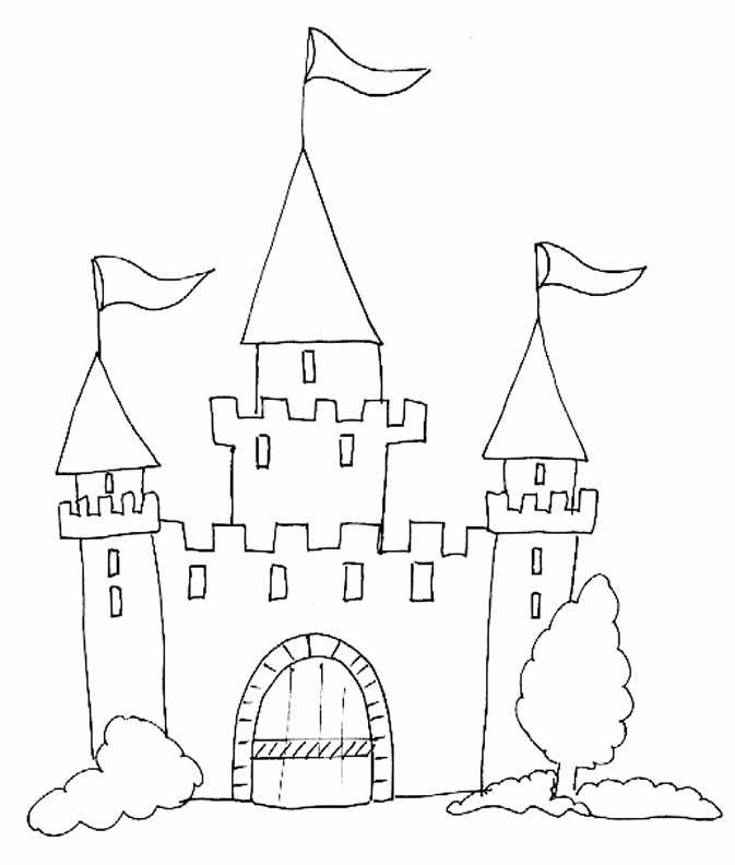 5Xx Error intérieur Dessin Chateau Moyen Age