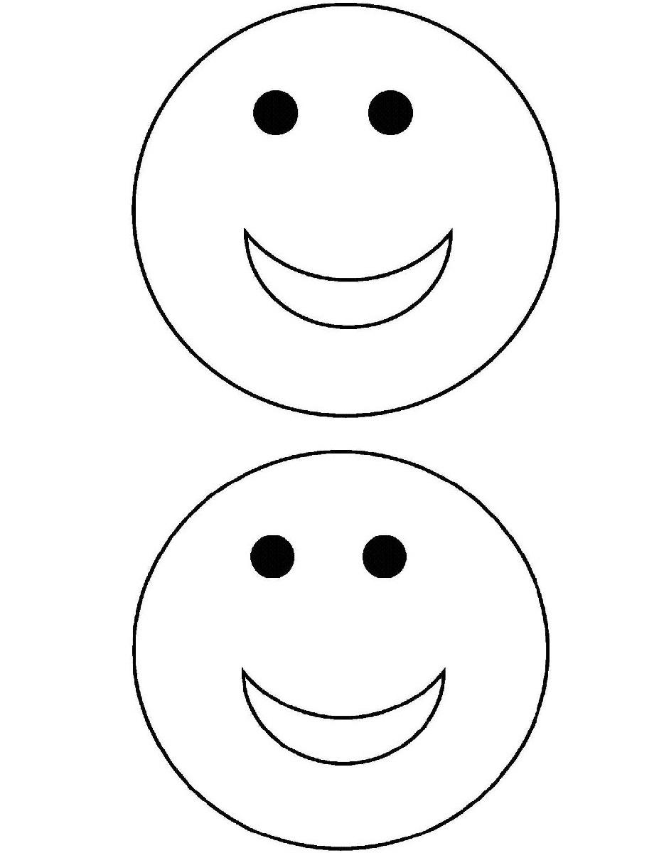 60 Dessins De Coloriage Smiley À Imprimer Sur Laguerche encequiconcerne Coloriage Smiley A Imprimer Gratuit