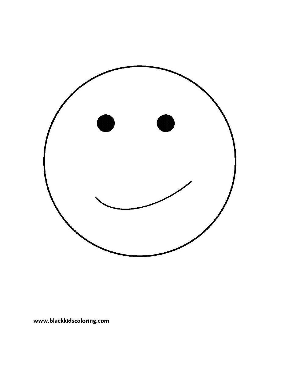 60 Dessins De Coloriage Smiley À Imprimer Sur Laguerche intérieur Coloriage Smiley A Imprimer Gratuit