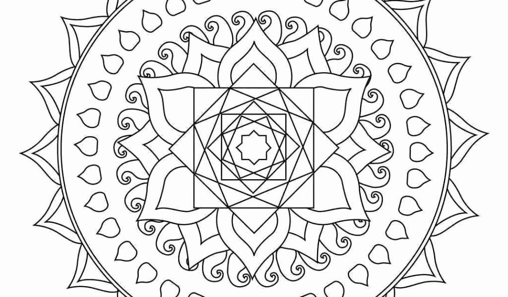 67 Beau Galerie De Coloriage Mandala Tres Difficile A destiné Dessin Tres Dur