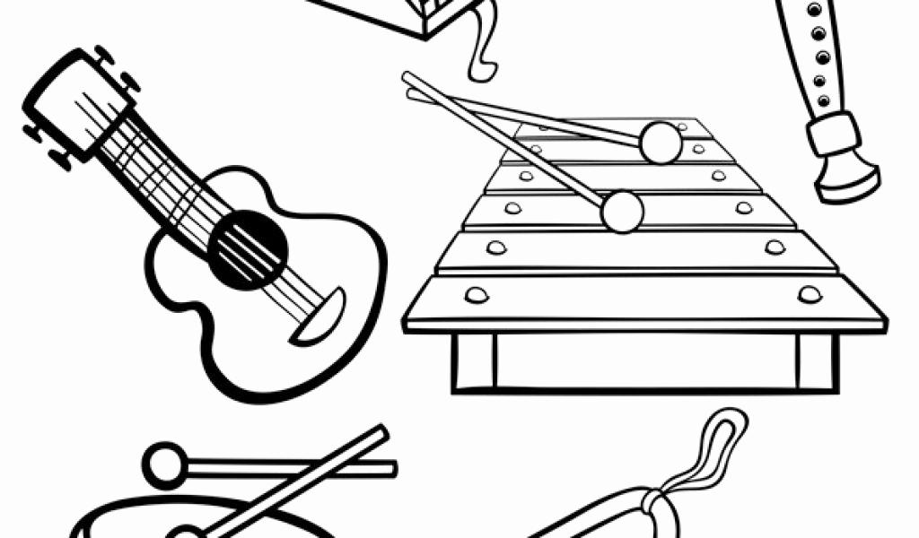 69 Unique Image De Dessin D Instrument De Musique concernant Dessin D Instrument De Musique