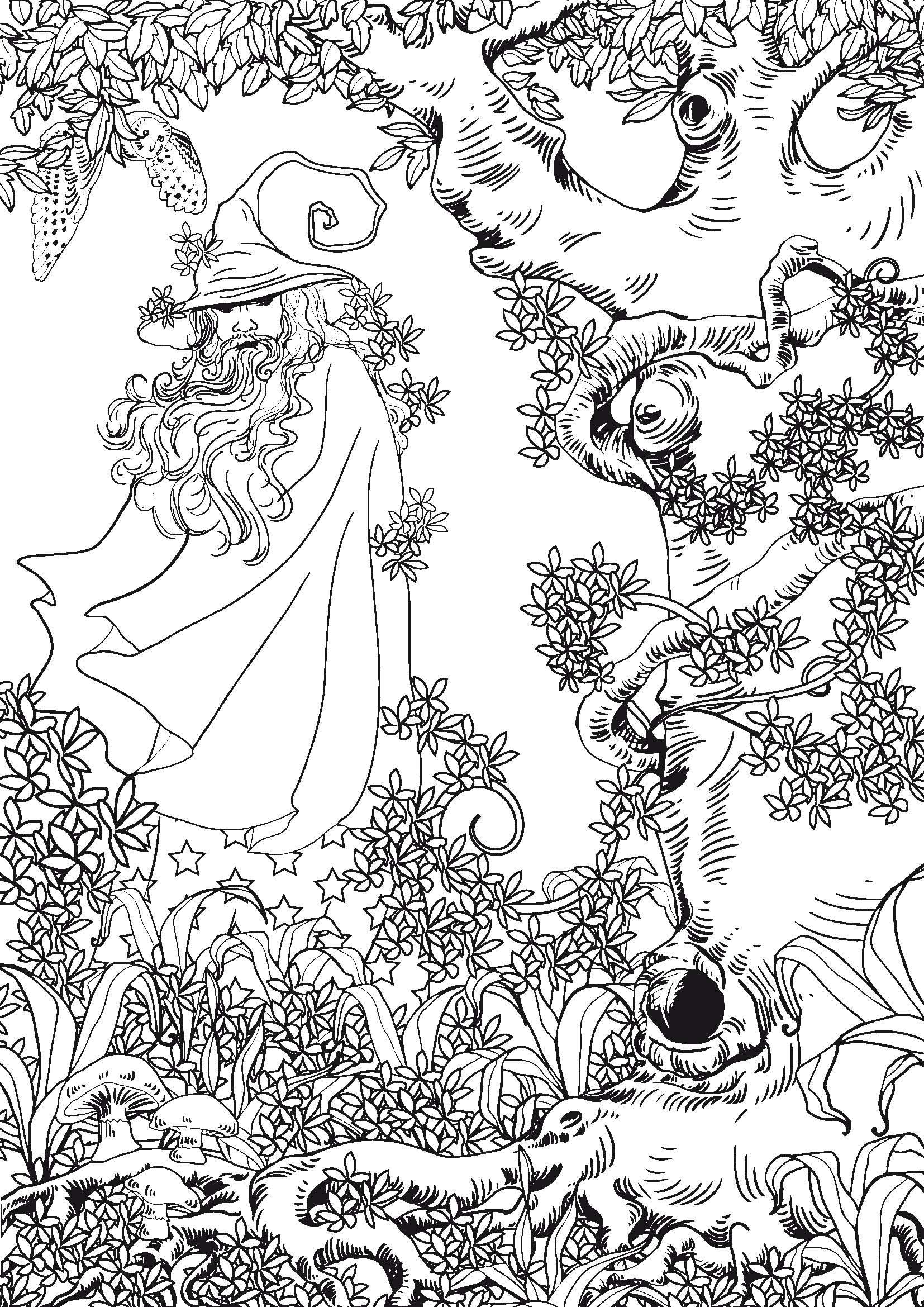 71 Dessins De Coloriage Anti-Stress À Imprimer Sur serapportantà Coloriage Anti Stress Disney À Imprimer Gratuit