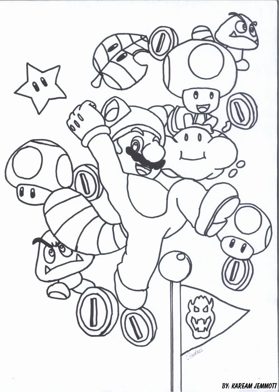 75 Unique Image De Coloriage Mario Kart 7 | Panorama-So tout Coloriage Mario Kart 7