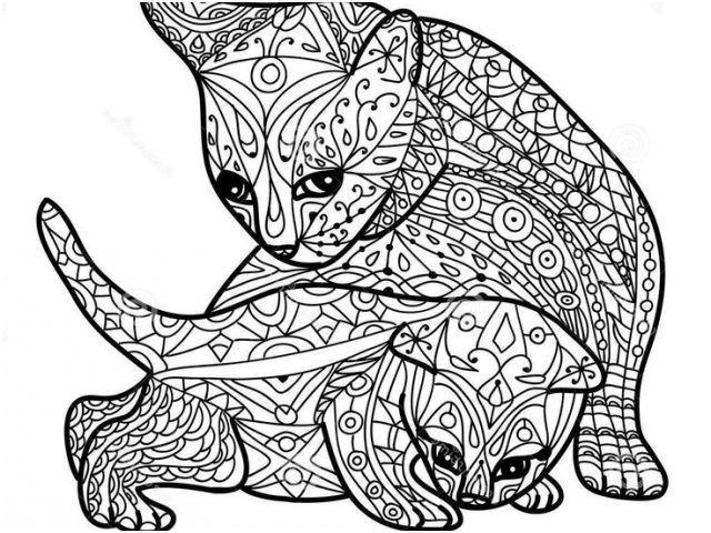 8 Quoet Coloriage A Imprimer Mandala Animaux Images encequiconcerne Coloriage À Imprimer Animaux