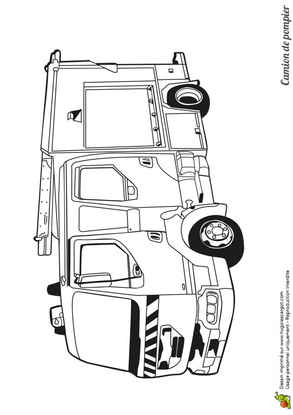 86 Best Coloriages De Camions Images On Pinterest | Trucks encequiconcerne Coloriage Camion À Imprimer