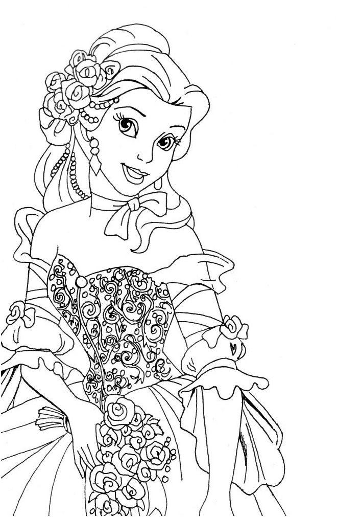 9 Incroyable Coloriage Princesse Disney À Imprimer dedans Coloriage En Ligne Princesse Sofia