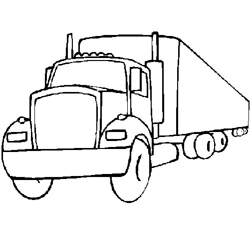 99 Dessins De Coloriage Camion Grue À Imprimer tout Coloriage Camion Grue