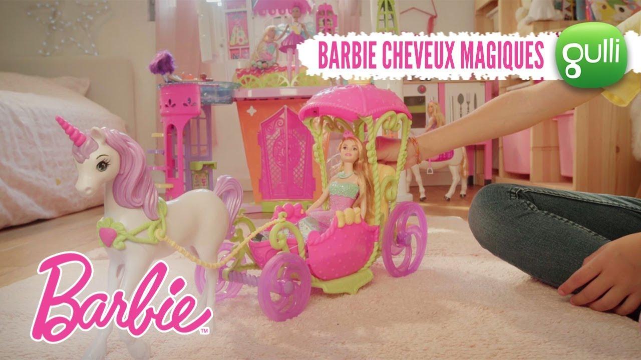 A La Recherche De Barbie Cheveux Magiques - Barbie Raconte encequiconcerne Barbie Sirene A La Plage Translation