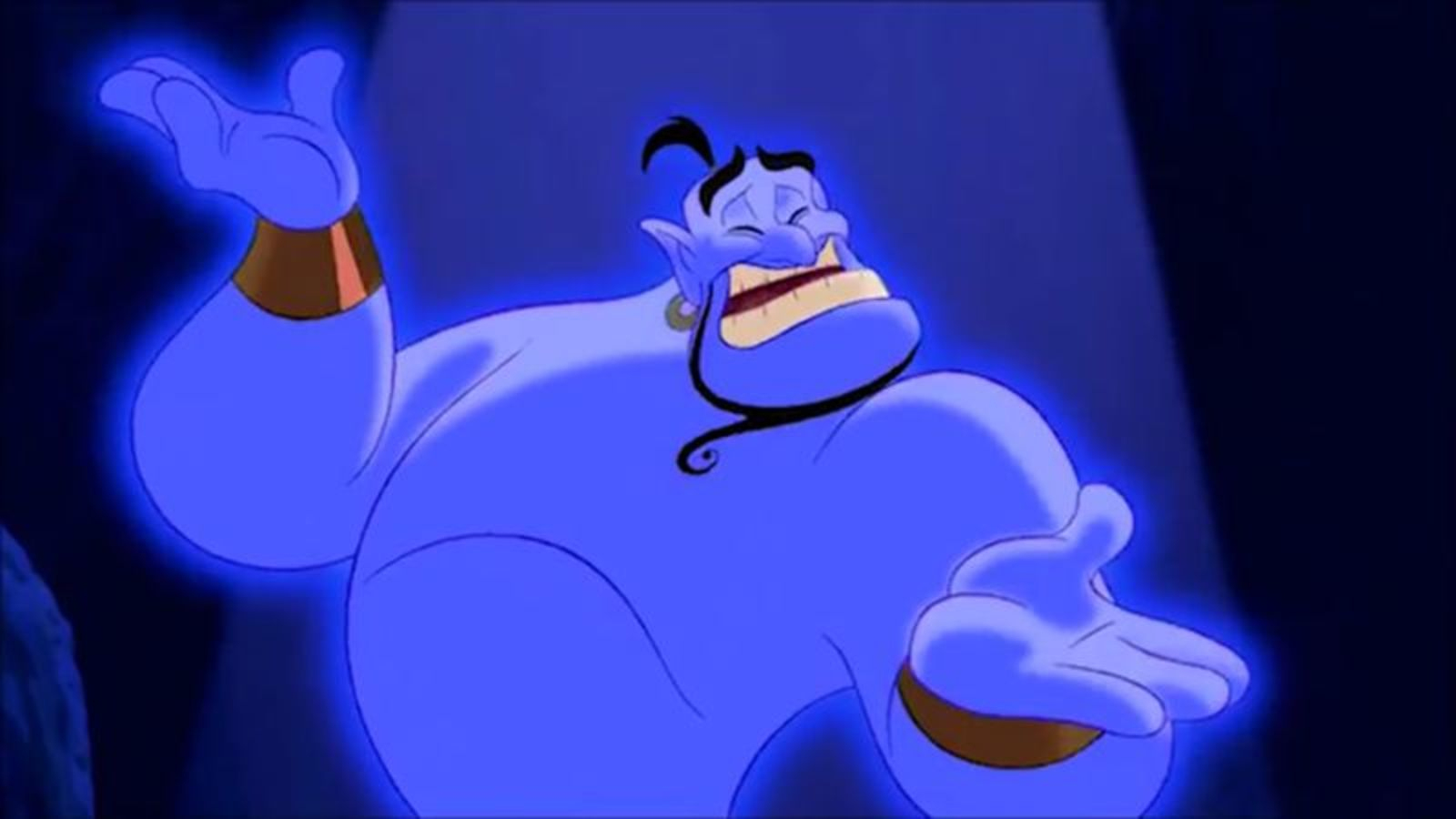 A Pocket History Of Robin Williams' Wisecracking Genie encequiconcerne Génie D Aladin