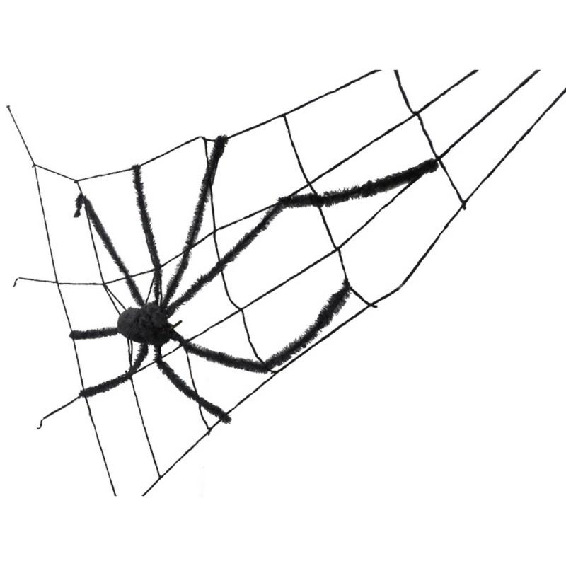 Accessoire Décoration Manoir Hanté - Déco Toile Araignée concernant Toile D Araignée Dessin