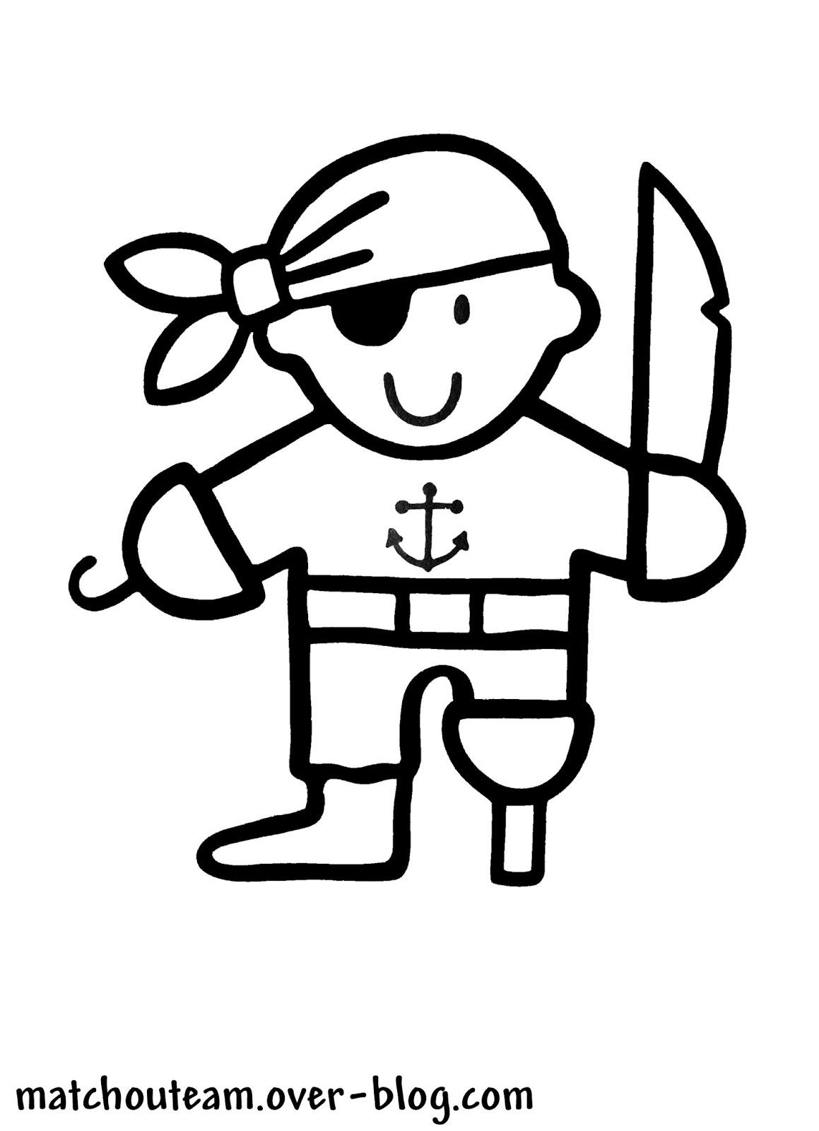 Accessoires Pirates A Fabriquer destiné Fabriquer Un Drapeau De Pirate