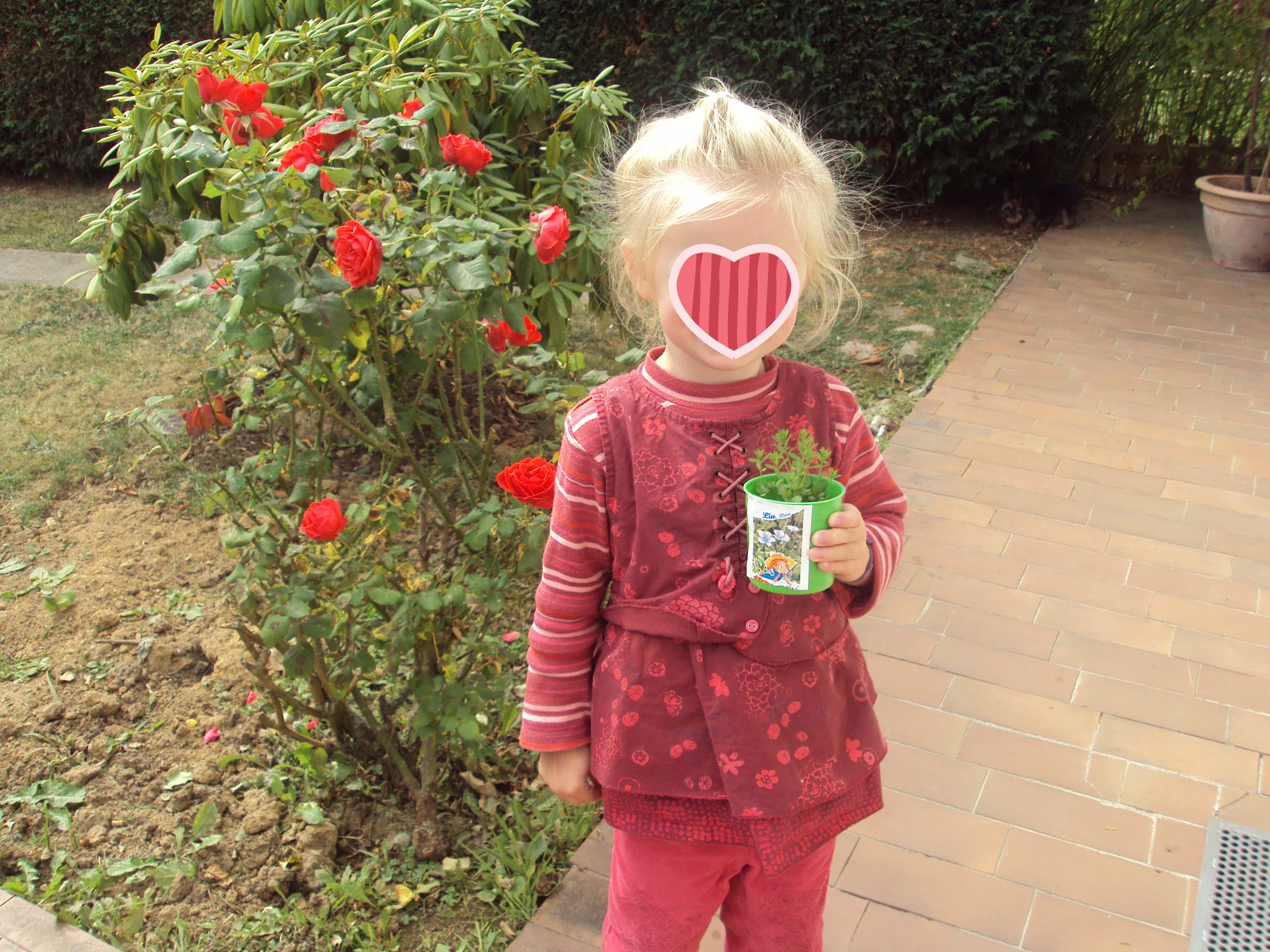 Activite Jardinage concernant Ma Main Est Une Fleur