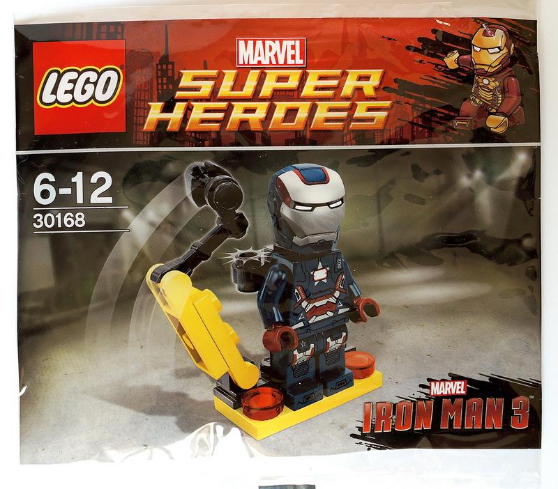 Afficher Le Sujet - [Review] Polybag - Superheroes - Iron concernant Jeux De Iron Man Gratuit