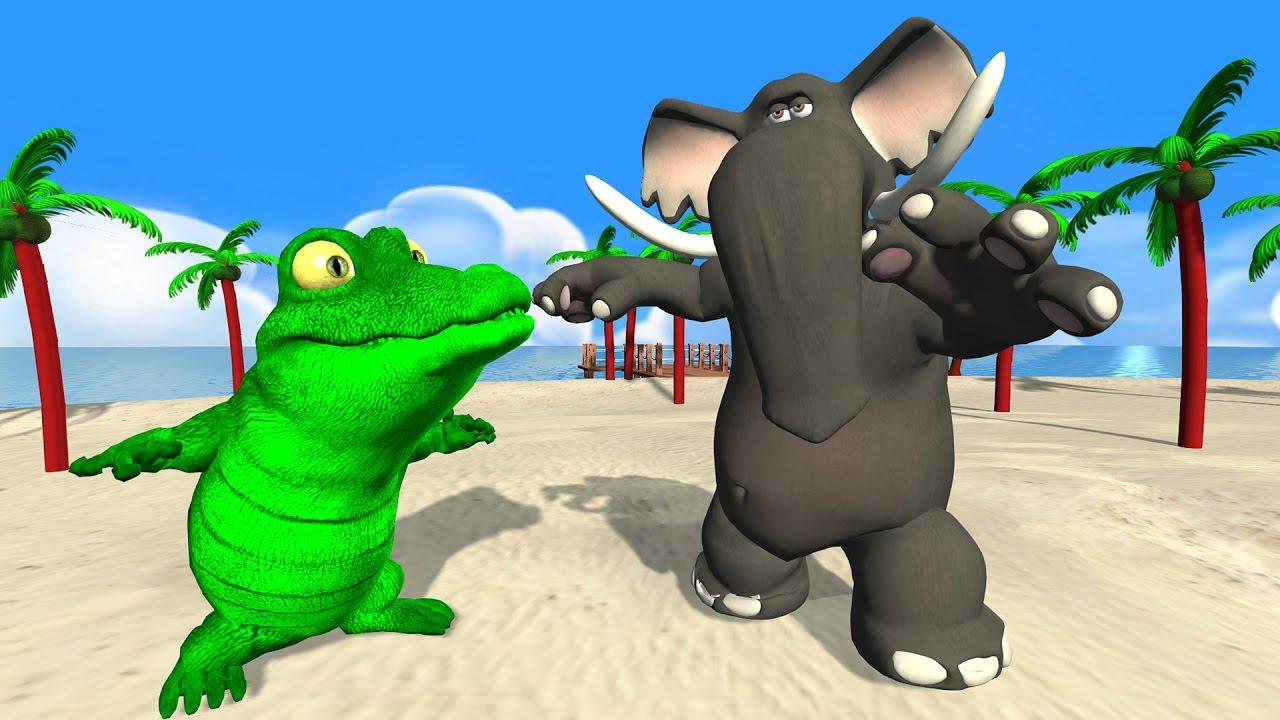 Ah Les Crocodiles | Comptines Et Chansons Pour Enfants dedans Ah Les Cro Cro Les Coco Pour Les Crocodiles