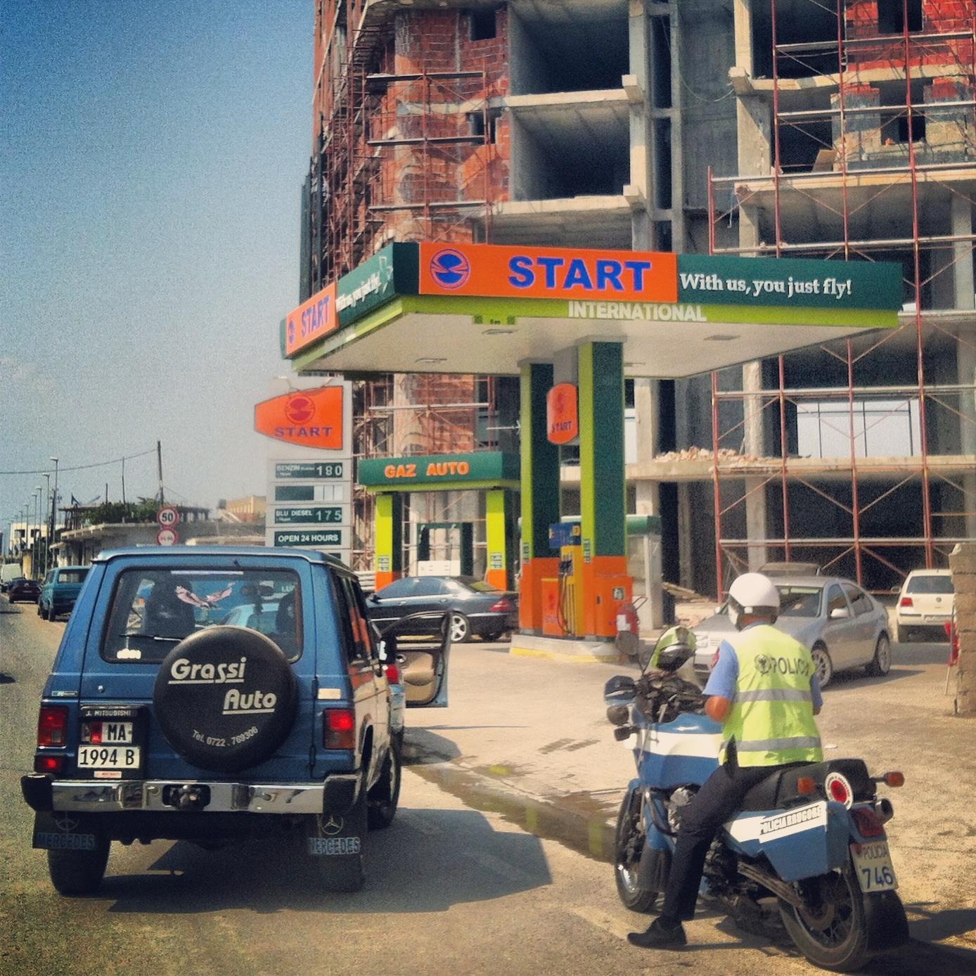 Albania, Good Luck! | Samochodem Po Europie encequiconcerne Lutin Bazar Po?Sie
