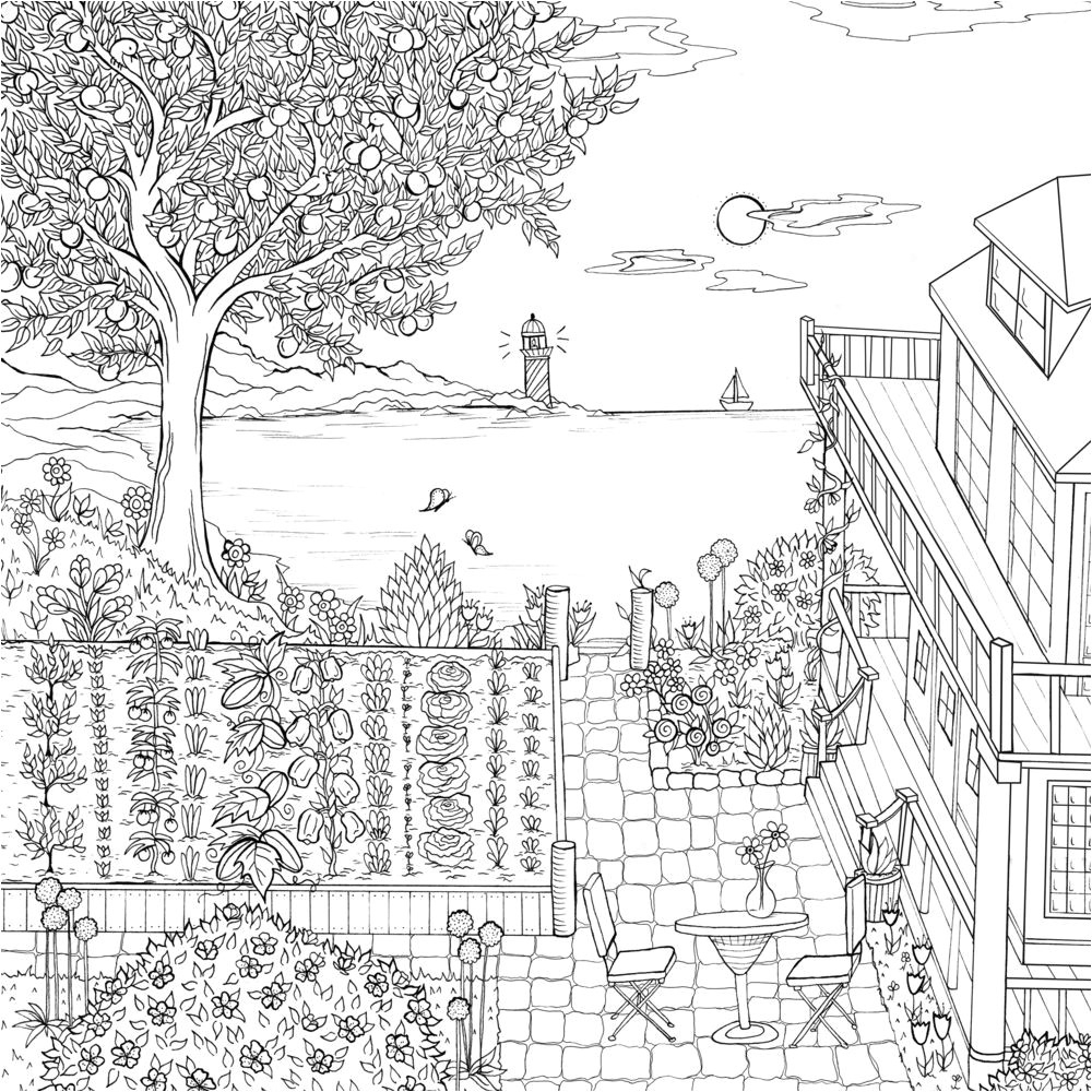 Amazon Cahier De Coloriage Adulte Ve Able Garden From encequiconcerne Cahier De Coloriage Adulte