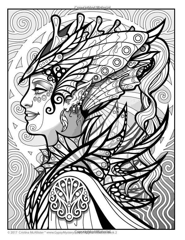 Amazon: Magical Beauties Coloring Book: Book 2 (Volume encequiconcerne Coloriage Amazon
