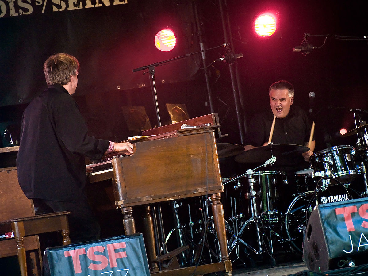 André Charlier (Musicien) — Wikipédia dedans Musicien Wikipedia