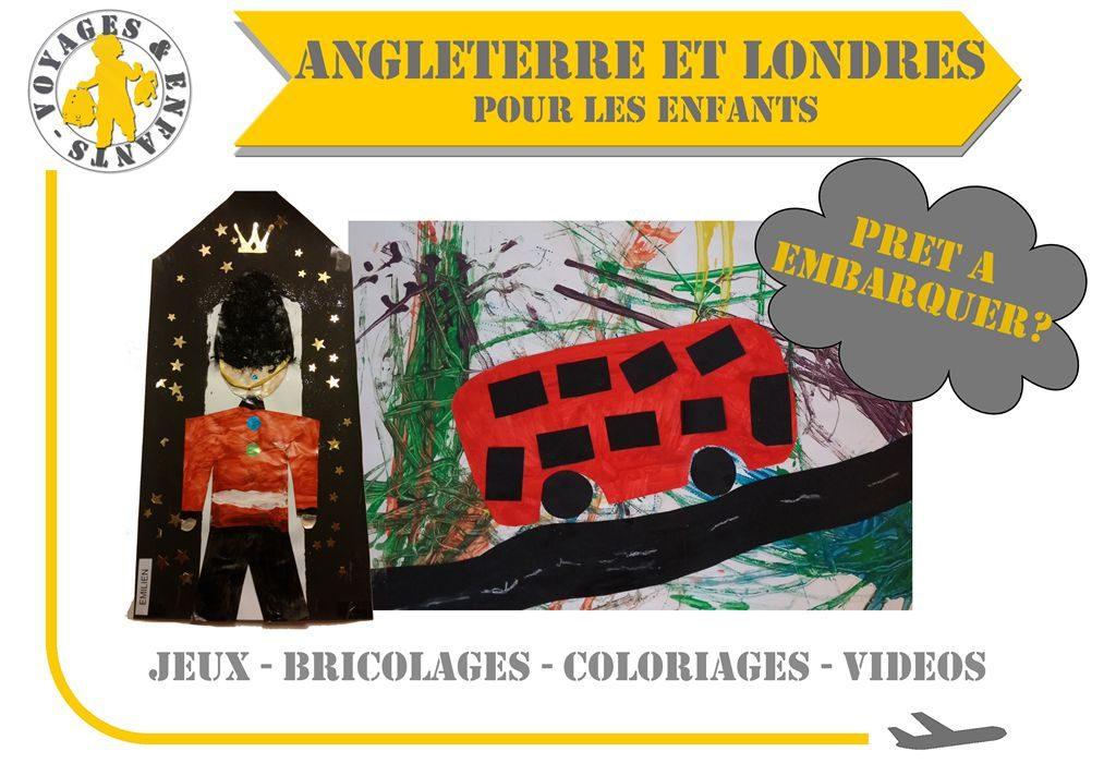 Angleterre / Londres: Bricolages, Coloriages Pour Enfant dedans Coloriage Londres À Imprimer