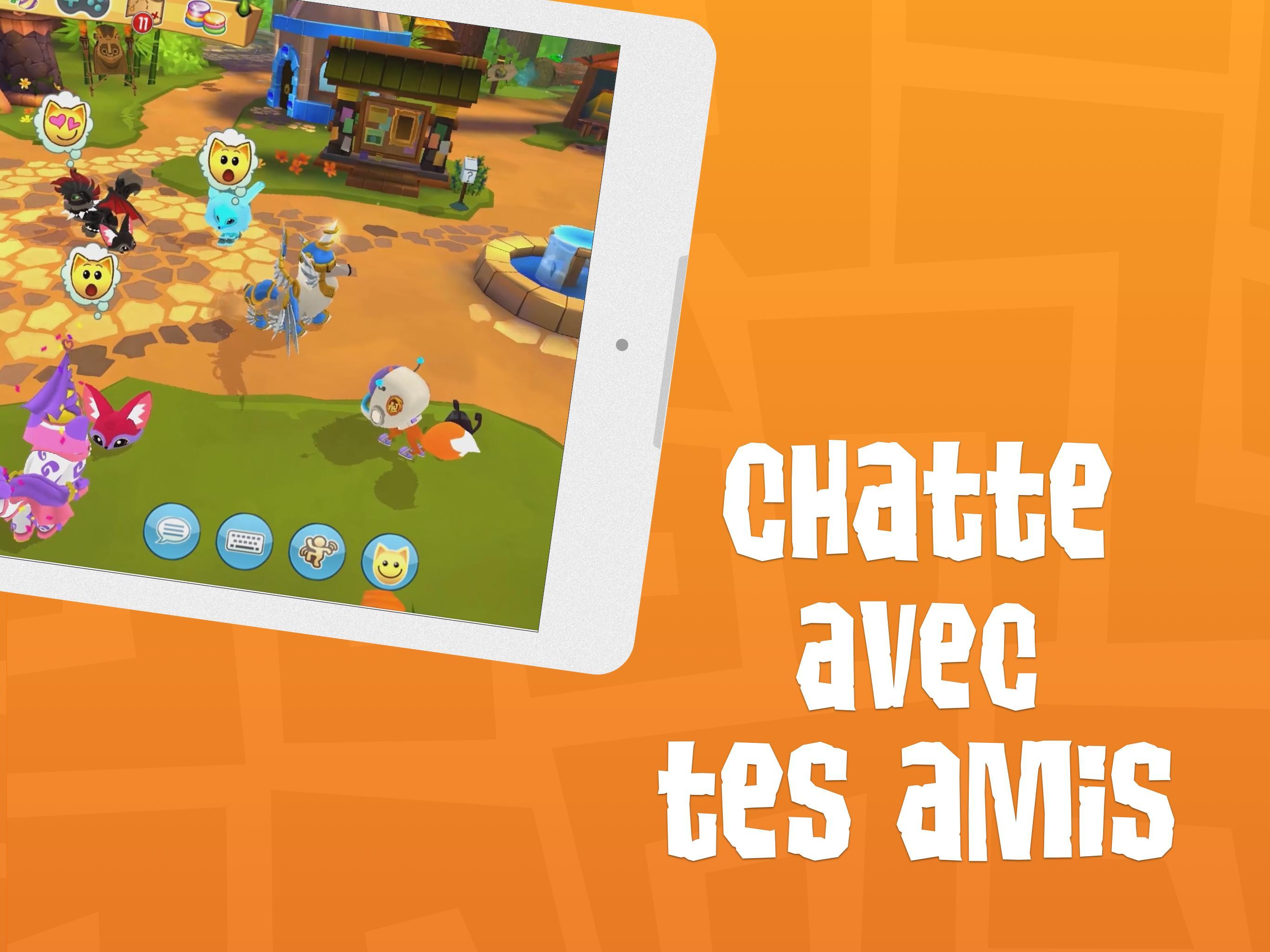 Animal Jam Pour Android - Téléchargez L'Apk avec Jeux Animal Jam
