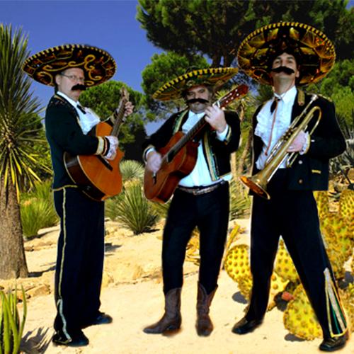 Animation Acoustique Est Un Trio De Musiciens Québéçois destiné Musiciens Mexicains