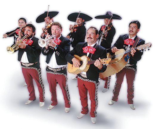 Animation Musicale Mariachi, Groupe De Musiciens Mexicains. à Musiciens Mexicains