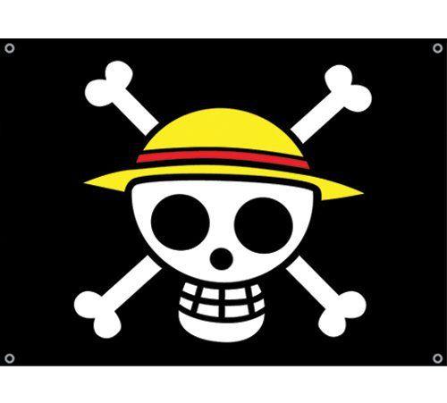 Anime One Piece Luffy Chapeau De Paille pour Fabriquer Un Drapeau De Pirate