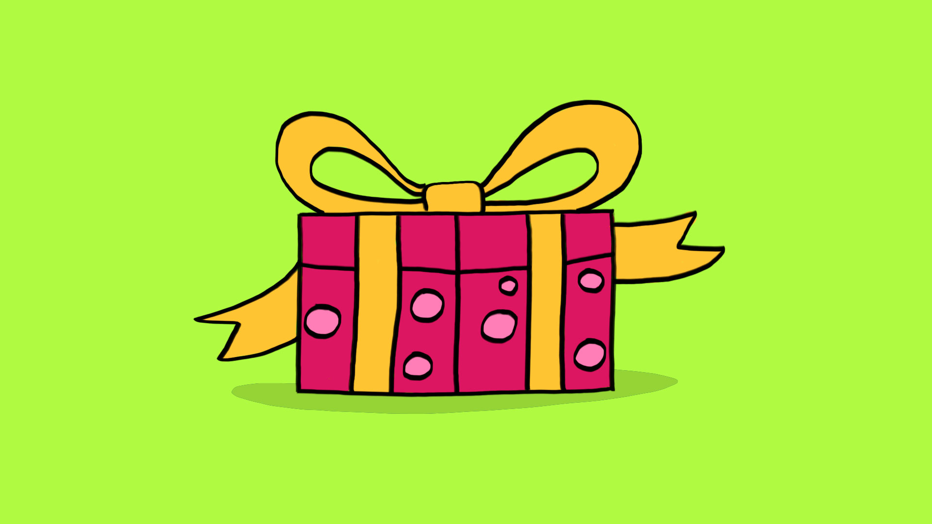 Apprendre À Dessiner Un Cadeau dedans Dessin Cadeau De Noel