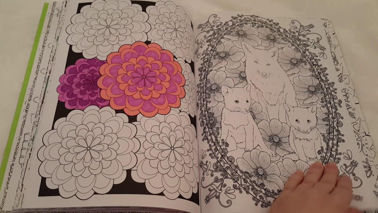 Art-Thérapie: Printemps: 100 Coloriages Anti-Stress - tout Art Thérapie Coloriage