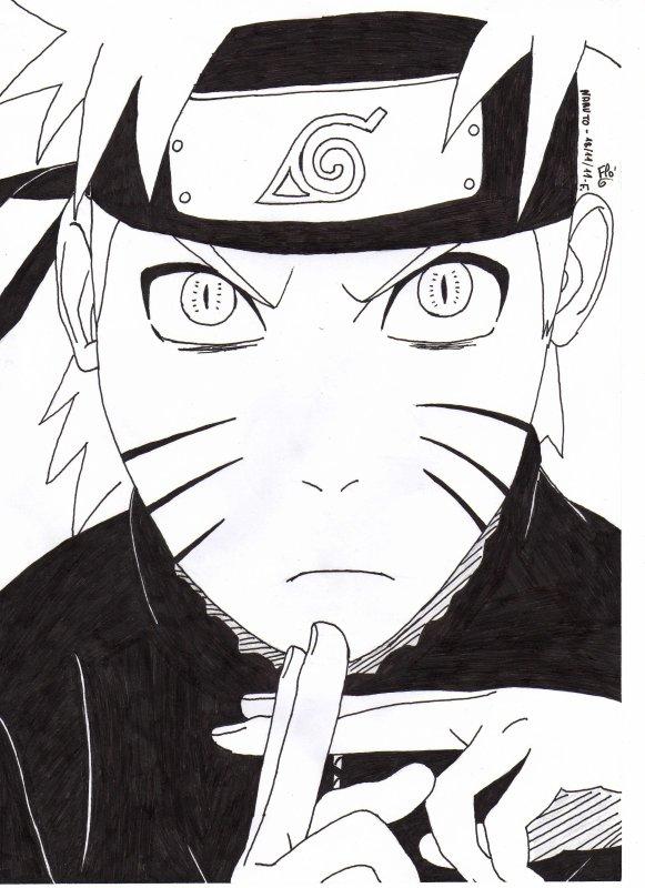 """Articles De Ceriseduboutdumonde Taggés """"Dessin Naruto serapportantà Dessin De Naruto"""