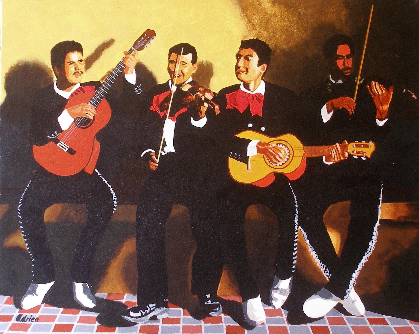 Association Solidarité Alexandre: Galerie destiné Musiciens Mexicains