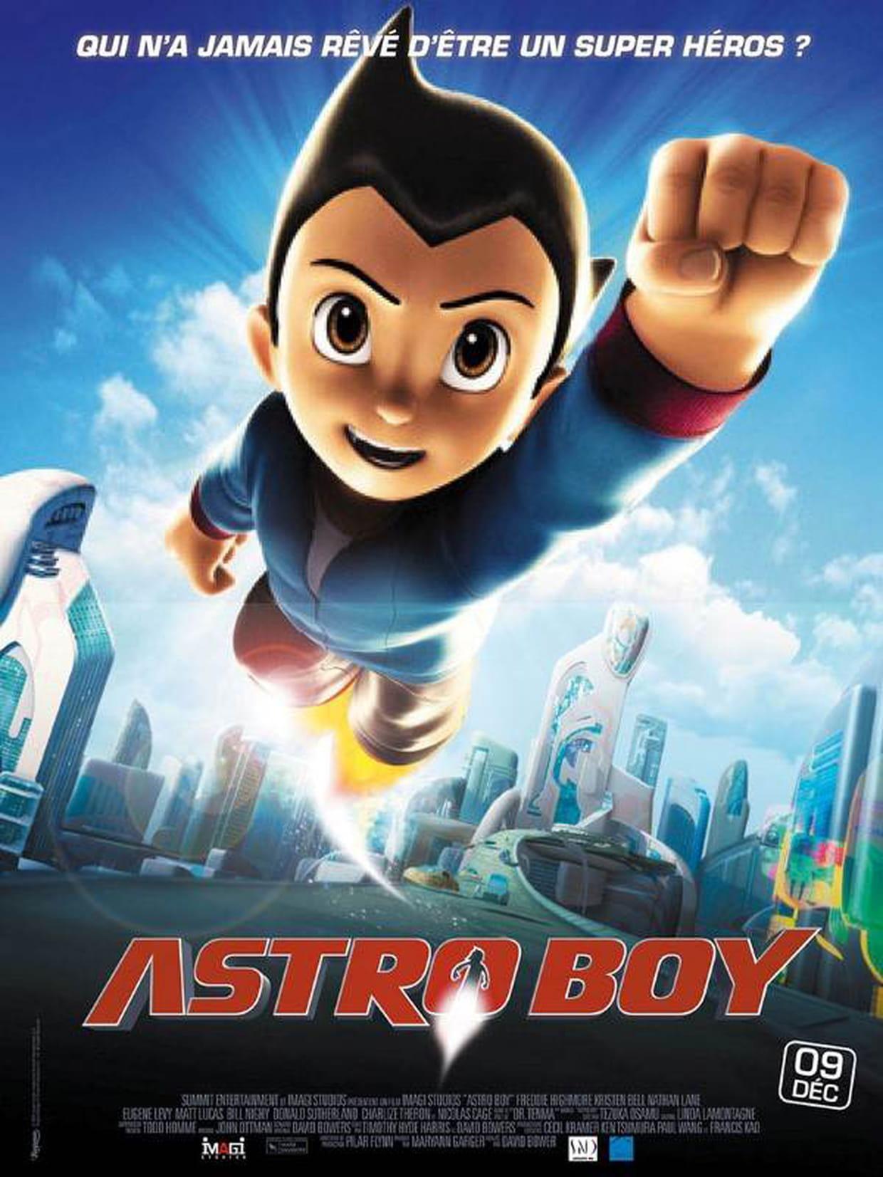 Astro Boy : Bande Annonce Du Film, Séances, Sortie, Avis encequiconcerne Jeux Bonbon Boy