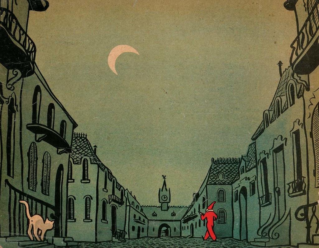 Au Clair De La Lune, Back Cover | H. A. Rey Wrote The intérieur Au Clair De La Lune Lyrics