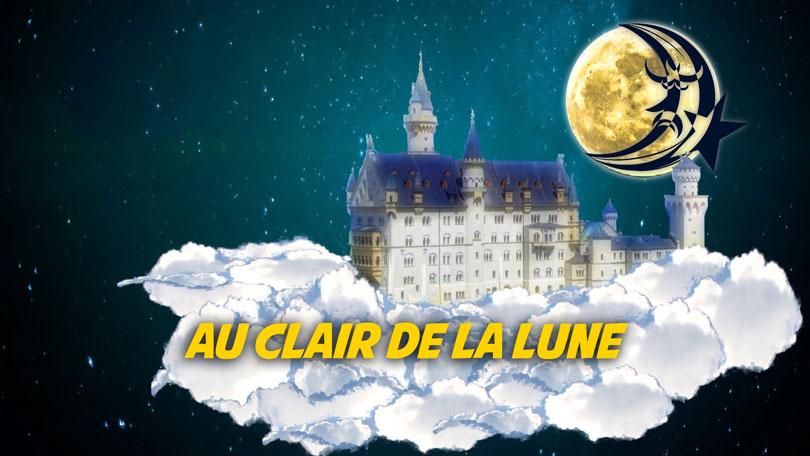 Au Clair De La Lune | Free Karaoke Nursery Rhymes à Au Clair De La Lune Lyrics