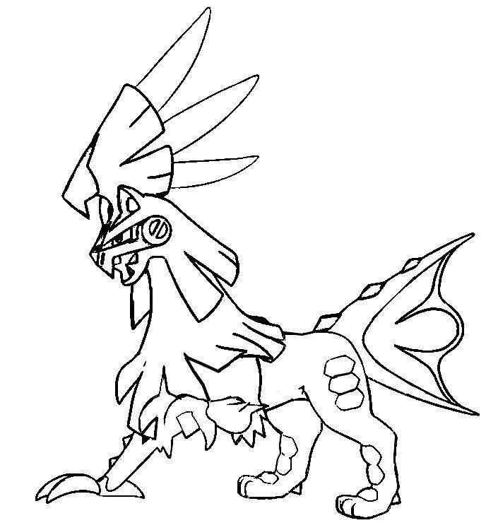 Ausmalbilder Pokemon Amigento #Pokemon #Ausmalbilder # dedans Coloriage Pok?Mon Togedmarou