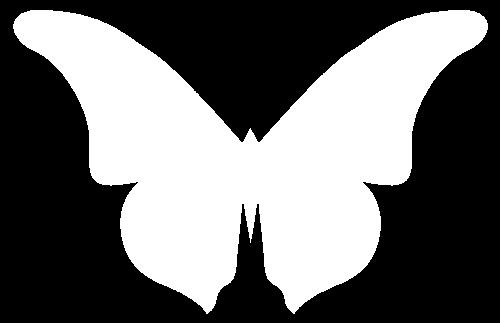 Avec Gimp, Découper Une Photo Selon Un Gabarit De encequiconcerne Dessin Papillon À Découper