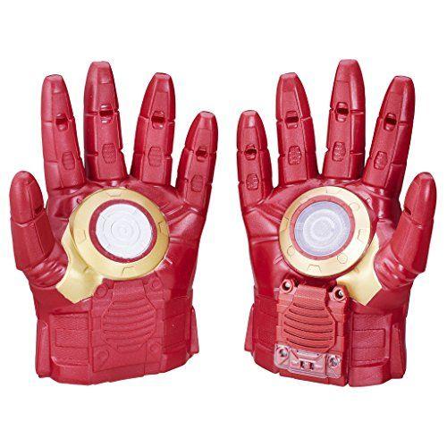 Avengers Marvel Iron Man Gants Arc Fx: Sons Et Lumières dedans Jeux De Iron Man Gratuit