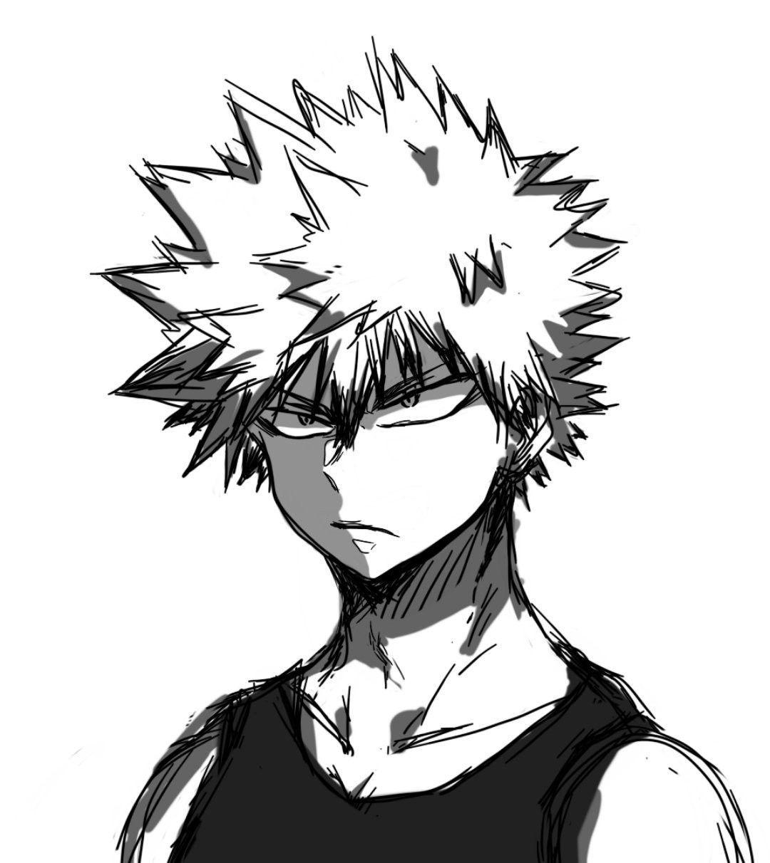 Bakugou Katsuki | Hero, My Hero Academia, Hero Academia encequiconcerne Coloriage My Hero Academia A Imprimer