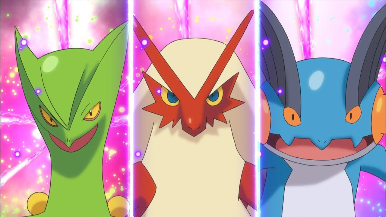 Bande-Annonce En Dessin Animé De Pokémon Rubis Oméga Et à Dessin De Pokemon En Couleur