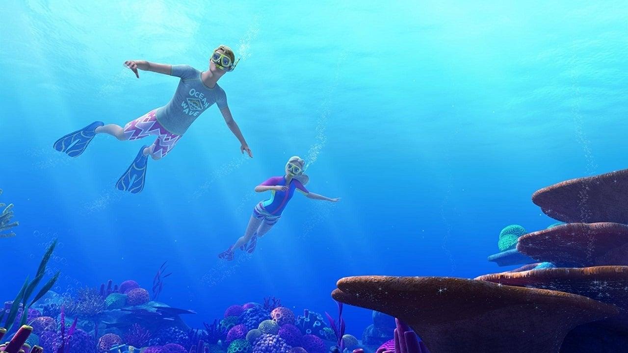Barbie Et La Magie Des Dauphins - Film En Streaming Vf Hd intérieur Barbie Et La Magie Des Dauphins Dessin ? Imprimer