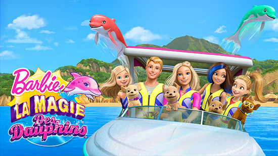 Barbie Et La Magie Des Dauphins - Films Séries Mangas En serapportantà Barbie Et La Magie Des Dauphins Dessin ? Imprimer
