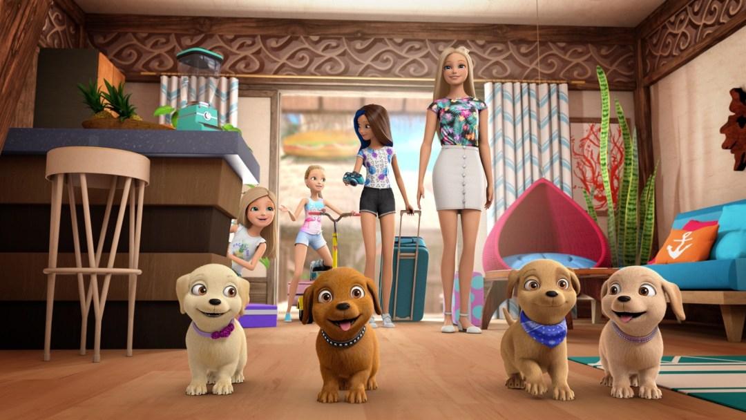 Barbie – La Magie Des Dauphins : Notre Critique Ciné Kids avec Barbie Et La Magie Des Dauphins Dessin ? Imprimer